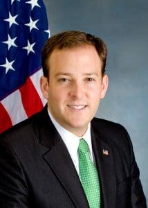 US Congressman Lee Zeldin. (Wikipedia)