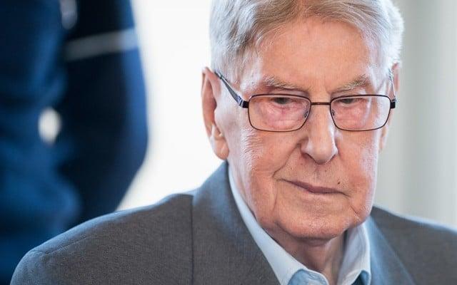 Prosecutors seek only 6-year sentence for ex-Auschwitz guard
