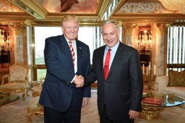 Netanyahu Trump