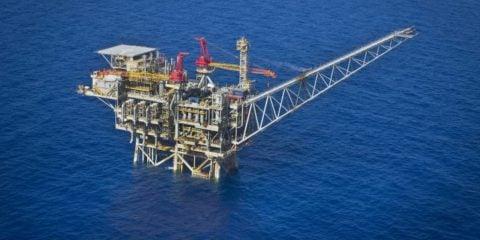 Israeli tamar natural gas