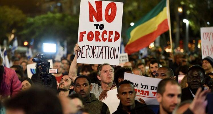 Israel halts deportation proceedings against illegal immigrants