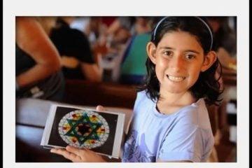 Jewish girl in Bulgaria