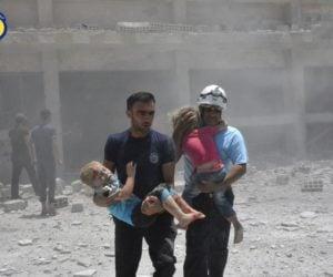 Syria Civilians