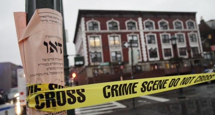 NYPD arrests suspect in violent anti-Semitic attack