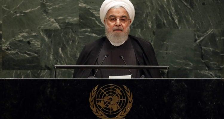 Iran cries 'victory' over Trump in UN Security Council