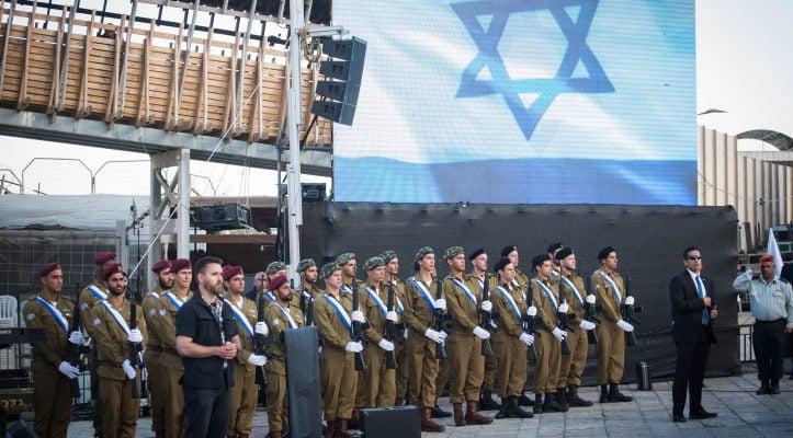 Arabs want to stop Six Day War memorial for fallen paratroopers
